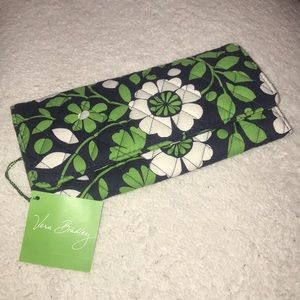 Vera Bradley Trifold Wallet in Lucky You